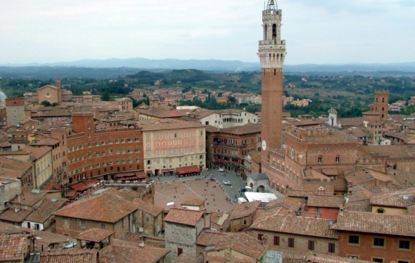Siena & San Gimignano Tour
