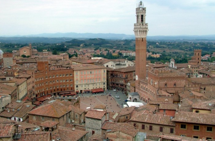 Tour di Siena e San Gimignano