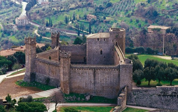Montalcino, Montepulciano e Pienza