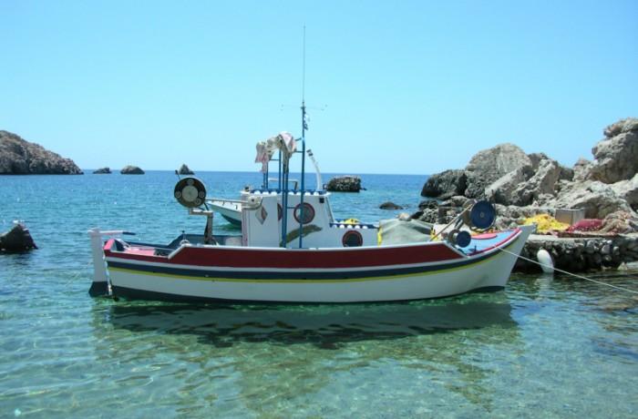 Una giornata in mare