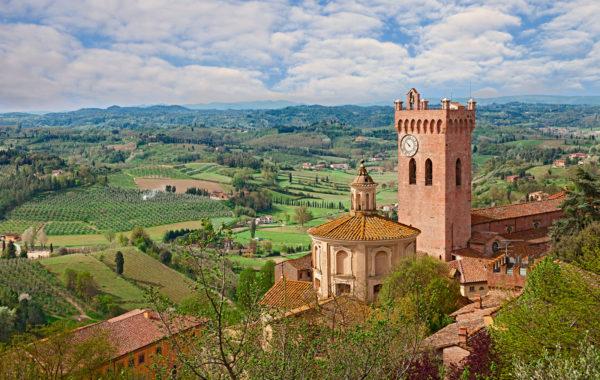 San Miniato e Tour del vino