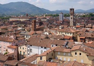 tautouring_Lucca_seen_from_Torre_Guinigi-2